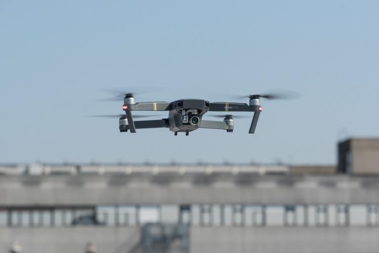 Drone fotografie en videoproductie