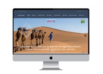 Desert Bivouac Marokko